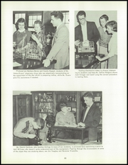 Page 50, 1958 Edition, Northern High School - Noroscope Yearbook (Flint, MI) online yearbook collection