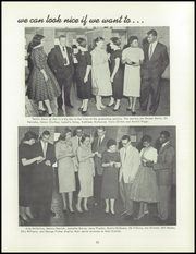 Page 61, 1958 Edition, Northern High School - Noroscope Yearbook (Flint, MI) online yearbook collection