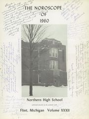 Page 5, 1960 Edition, Northern High School - Noroscope Yearbook (Flint, MI) online yearbook collection