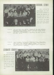 Page 10, 1951 Edition, Clarkston High School - Hilltopper Yearbook (Clarkston, MI) online yearbook collection