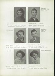Page 14, 1951 Edition, Clarkston High School - Hilltopper Yearbook (Clarkston, MI) online yearbook collection