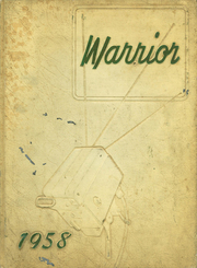 Page 1, 1958 Edition, Utica High School - Warrior Yearbook (Utica, MI) online yearbook collection