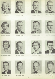 Page 10, 1958 Edition, Utica High School - Warrior Yearbook (Utica, MI) online yearbook collection