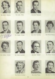 Page 12, 1958 Edition, Utica High School - Warrior Yearbook (Utica, MI) online yearbook collection