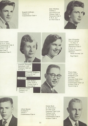 Page 15, 1958 Edition, Utica High School - Warrior Yearbook (Utica, MI) online yearbook collection