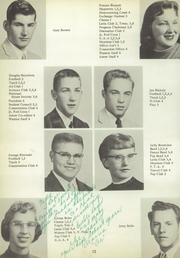 Page 16, 1958 Edition, Utica High School - Warrior Yearbook (Utica, MI) online yearbook collection