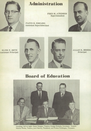 Page 8, 1958 Edition, Utica High School - Warrior Yearbook (Utica, MI) online yearbook collection