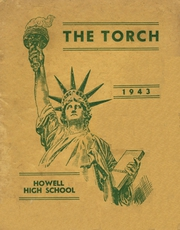 Page 1, 1943 Edition, Howell High School - Torch Yearbook (Howell, MI) online yearbook collection