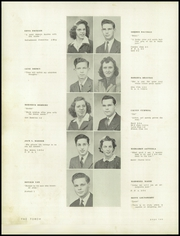 Page 12, 1943 Edition, Howell High School - Torch Yearbook (Howell, MI) online yearbook collection