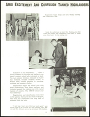 Page 10, 1960 Edition, Howell High School - Torch Yearbook (Howell, MI) online yearbook collection