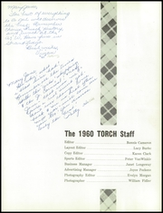Page 5, 1960 Edition, Howell High School - Torch Yearbook (Howell, MI) online yearbook collection