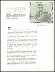 Page 9, 1960 Edition, Howell High School - Torch Yearbook (Howell, MI) online yearbook collection