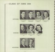 Page 12, 1939 Edition, Roosevelt High School - Wy Hi Yearbook (Wyandotte, MI) online yearbook collection