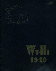 Page 1, 1940 Edition, Roosevelt High School - Wy Hi Yearbook (Wyandotte, MI) online yearbook collection