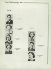 Page 10, 1940 Edition, Roosevelt High School - Wy Hi Yearbook (Wyandotte, MI) online yearbook collection
