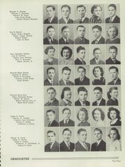 Page 11, 1940 Edition, Roosevelt High School - Wy Hi Yearbook (Wyandotte, MI) online yearbook collection