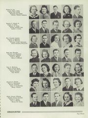 Page 13, 1940 Edition, Roosevelt High School - Wy Hi Yearbook (Wyandotte, MI) online yearbook collection
