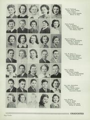 Page 14, 1940 Edition, Roosevelt High School - Wy Hi Yearbook (Wyandotte, MI) online yearbook collection