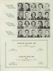 Page 15, 1940 Edition, Roosevelt High School - Wy Hi Yearbook (Wyandotte, MI) online yearbook collection