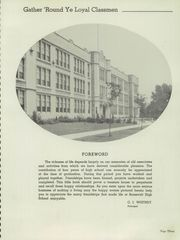 Page 5, 1940 Edition, Roosevelt High School - Wy Hi Yearbook (Wyandotte, MI) online yearbook collection
