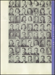 Page 15, 1941 Edition, Roosevelt High School - Wy Hi Yearbook (Wyandotte, MI) online yearbook collection