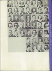 Page 17, 1941 Edition, Roosevelt High School - Wy Hi Yearbook (Wyandotte, MI) online yearbook collection