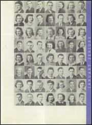 Page 9, 1941 Edition, Roosevelt High School - Wy Hi Yearbook (Wyandotte, MI) online yearbook collection