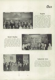 Page 10, 1949 Edition, Roosevelt High School - Wy Hi Yearbook (Wyandotte, MI) online yearbook collection