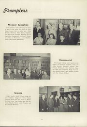 Page 11, 1949 Edition, Roosevelt High School - Wy Hi Yearbook (Wyandotte, MI) online yearbook collection