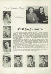 Page 14, 1949 Edition, Roosevelt High School - Wy Hi Yearbook (Wyandotte, MI) online yearbook collection