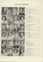 Page 15, 1949 Edition, Roosevelt High School - Wy Hi Yearbook (Wyandotte, MI) online yearbook collection