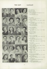 Page 16, 1949 Edition, Roosevelt High School - Wy Hi Yearbook (Wyandotte, MI) online yearbook collection