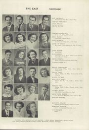 Page 17, 1949 Edition, Roosevelt High School - Wy Hi Yearbook (Wyandotte, MI) online yearbook collection