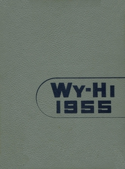 Page 1, 1955 Edition, Roosevelt High School - Wy Hi Yearbook (Wyandotte, MI) online yearbook collection