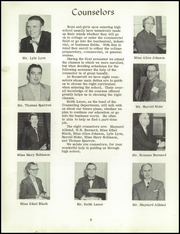 Page 10, 1955 Edition, Roosevelt High School - Wy Hi Yearbook (Wyandotte, MI) online yearbook collection