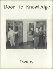 Page 11, 1955 Edition, Roosevelt High School - Wy Hi Yearbook (Wyandotte, MI) online yearbook collection