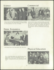 Page 13, 1955 Edition, Roosevelt High School - Wy Hi Yearbook (Wyandotte, MI) online yearbook collection