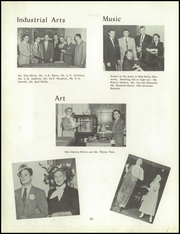 Page 14, 1955 Edition, Roosevelt High School - Wy Hi Yearbook (Wyandotte, MI) online yearbook collection