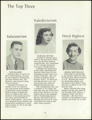 Page 17, 1955 Edition, Roosevelt High School - Wy Hi Yearbook (Wyandotte, MI) online yearbook collection