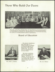 Page 8, 1955 Edition, Roosevelt High School - Wy Hi Yearbook (Wyandotte, MI) online yearbook collection