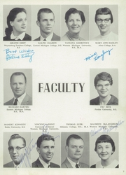 Page 11, 1959 Edition, Fraser High School - Rambler Yearbook (Fraser, MI) online yearbook collection
