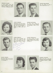 Page 16, 1959 Edition, Fraser High School - Rambler Yearbook (Fraser, MI) online yearbook collection