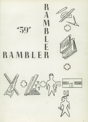 Page 5, 1959 Edition, Fraser High School - Rambler Yearbook (Fraser, MI) online yearbook collection