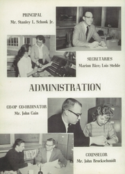Page 6, 1959 Edition, Fraser High School - Rambler Yearbook (Fraser, MI) online yearbook collection