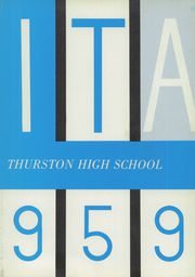Page 5, 1959 Edition, Thurston High School - Vita Yearbook (Redford, MI) online yearbook collection