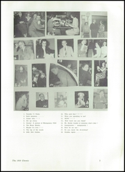 Page 11, 1950 Edition, Midland High School - Chemic Yearbook (Midland, MI) online yearbook collection