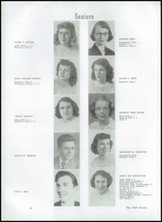 Page 16, 1950 Edition, Midland High School - Chemic Yearbook (Midland, MI) online yearbook collection