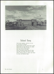 Page 9, 1950 Edition, Midland High School - Chemic Yearbook (Midland, MI) online yearbook collection