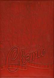 1952 Edition, Midland High School - Chemic Yearbook (Midland, MI)