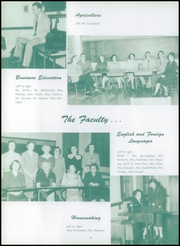 Page 12, 1953 Edition, Midland High School - Chemic Yearbook (Midland, MI) online yearbook collection